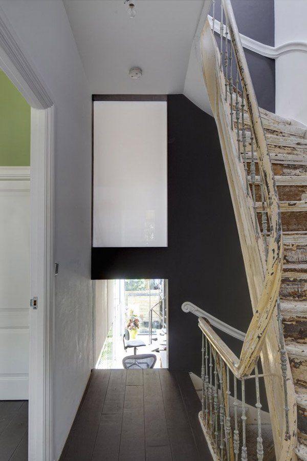 Joyce Jeroen House Renovation In The Netherlands Avec Images Escalier