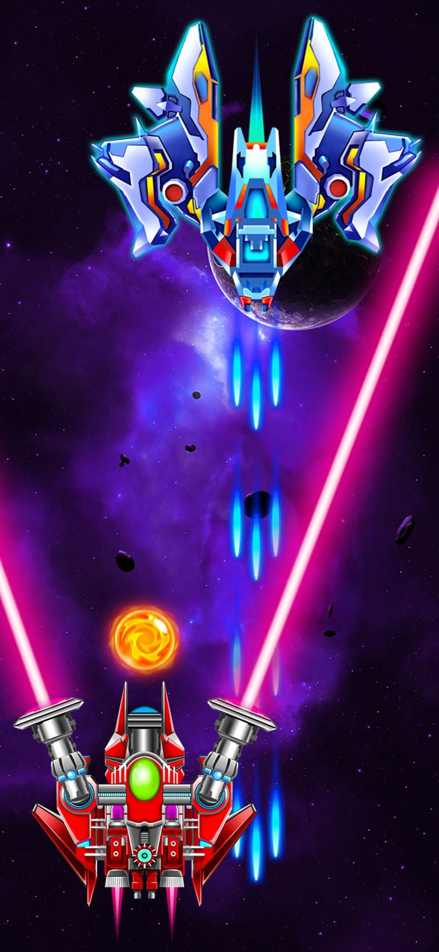 Galaxy Attack Alien Shooter on the App Store Shooters