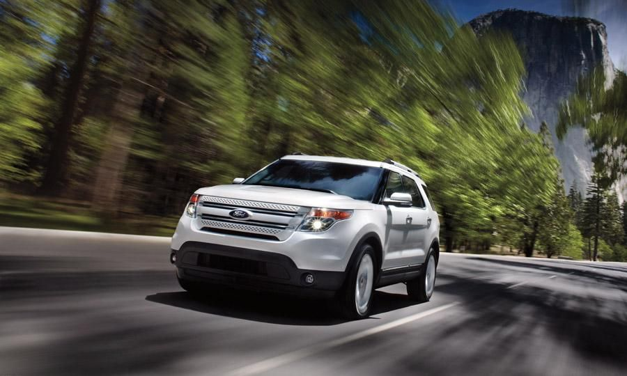 The 2013 Ford Explorer Limited Review Notes 2014 Ford Explorer
