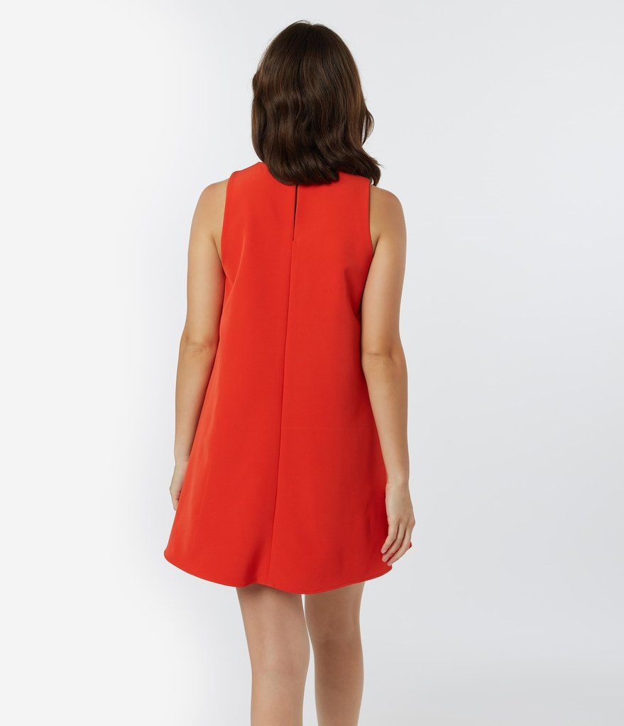 1960s Style Burnt Orange Shift Dress Unique Vintage 1960s Fashion Shift Dress Vintage Inspired Dresses [ 1023 x 879 Pixel ]