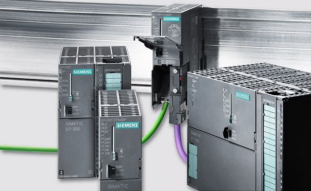 Universal Controller SIMATIC S7-300 - PLCs - Siemens