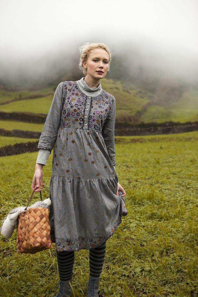 Kleid Farö asche in 2020 | Fashion, Country fashion, Minimalist fashion women