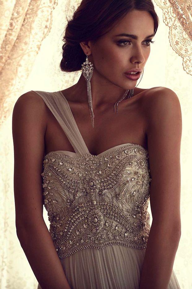 Vestido e acessórios noiva