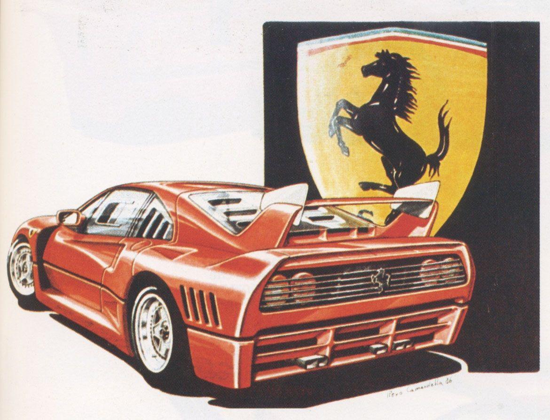 2017072706 Ferrari F40