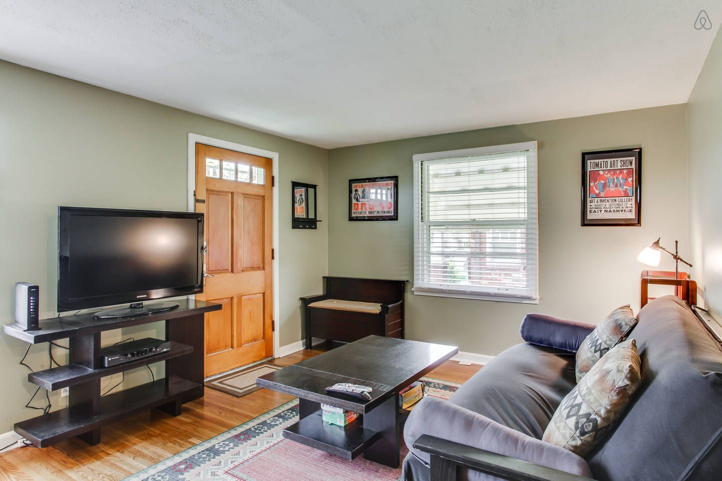 Cozy East Nashville Apt. B - vacation rental in Nashville, Tennessee. View more: #NashvilleTennesseeVacationRentals