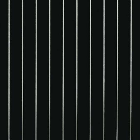 Pinstripe Black Silver Pinstripe002 Modern Designer Wallpaper Black And Silver Wallpaper Wall Coverings Silver Bathroom Accessories