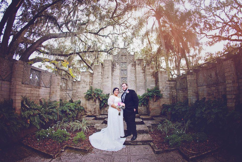 Maitland Art Center Elopement Intimate Wedding Packages And Ceremonies In The Orlando