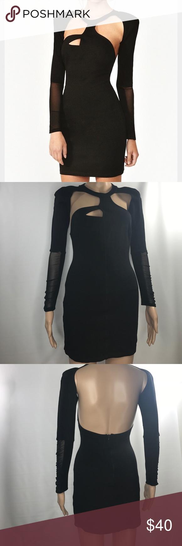 Hacker cocktail dress
