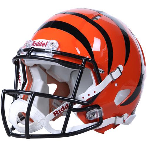 Riddell Cincinnati Bengals Revolution Speed Full Size Authentic