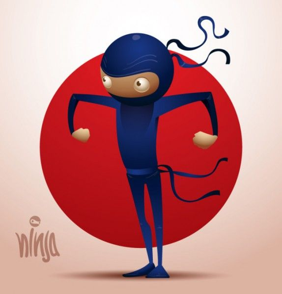 Working From Home A Coupla Ninja Tips to Ensure You Stay