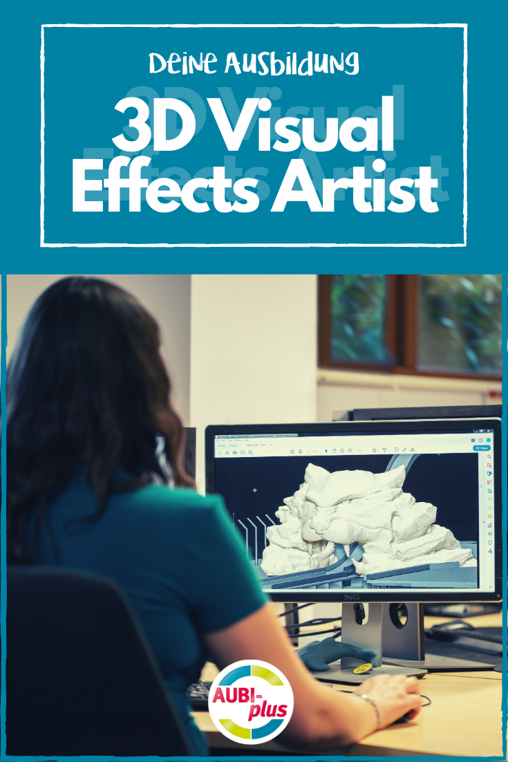 Ausbildung 3d Visual Effects Artist Schulische Ausbildung Ausbildungsplatze Ausbildung