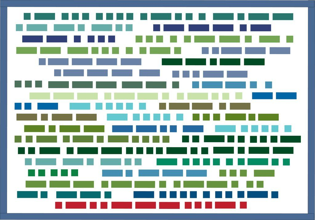 Morse code - the pattern