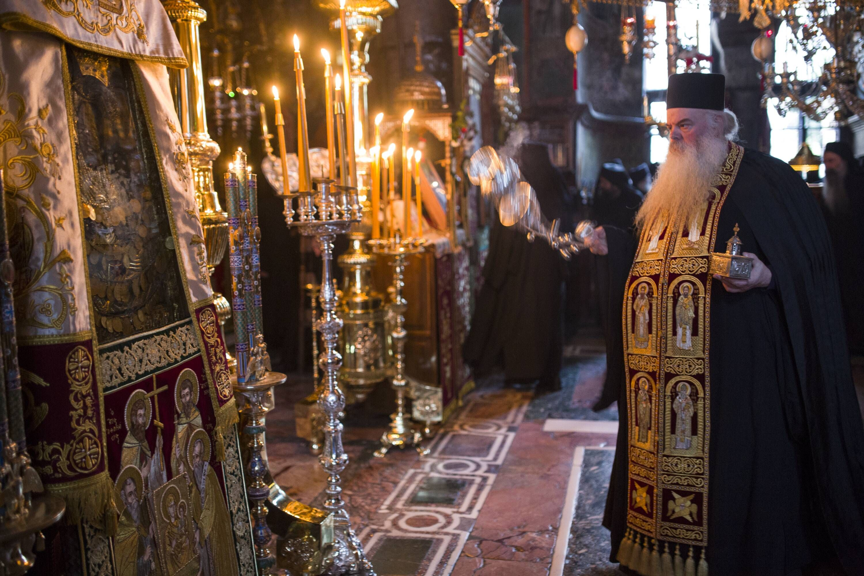 Offering Incense Orthodoxy Incense Prayers of the saints