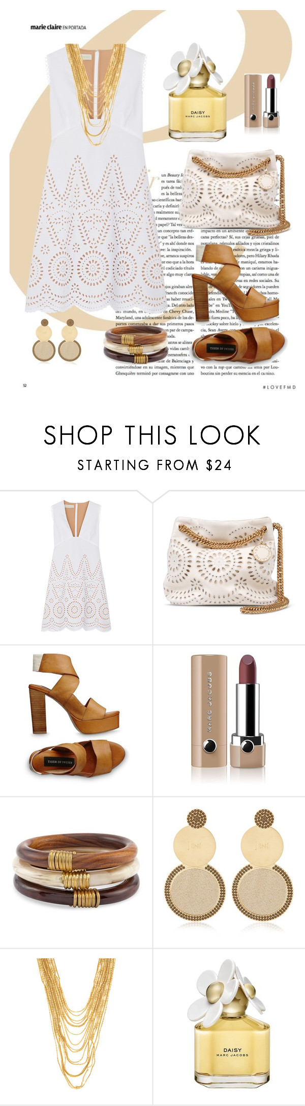"""""""Stella&Marc"""" by lolle94 ❤ liked on Polyvore featuring STELLA McCARTNEY, Marc Jacobs, Chico's, Jení and Vince Camuto"""