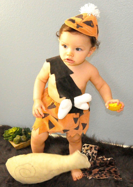 bamm bamm costume flinstones inspired animal print babies kids children infants kids baby boys halloween costumes halloween school event 8900 via etsy