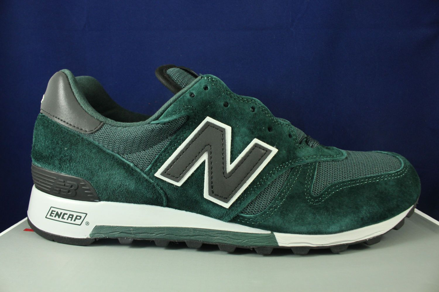 NEW BALANCE 1300 MADE IN USA DARK GREEN NAVY M1300CAG SZ 10