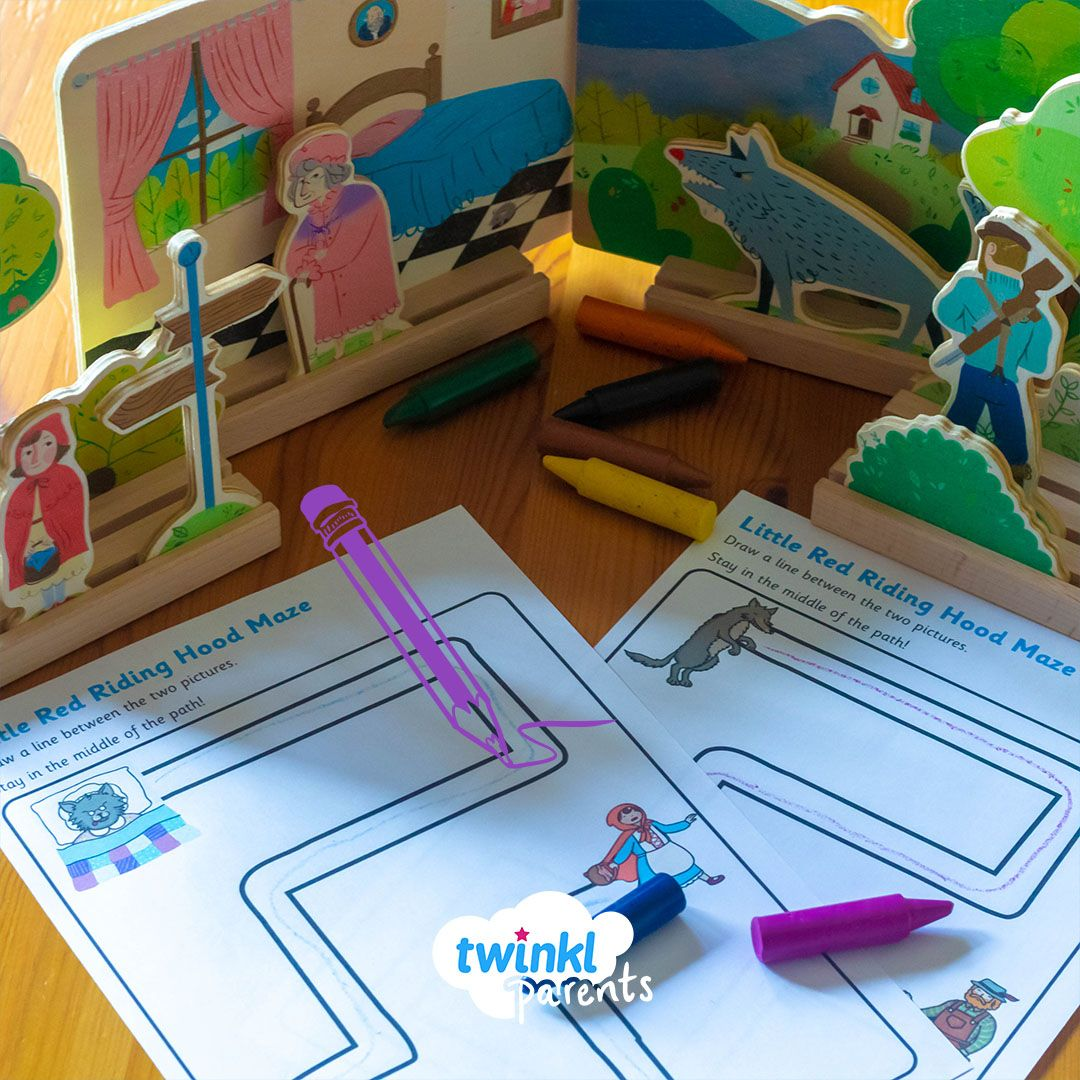 These Activity Sheets Are Ideal For Children Who Need To