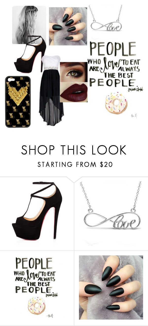 """""""I don't know"""" by mrsemilystyles4everandever on Polyvore featuring Talitha, Allurez and Wildflower"""