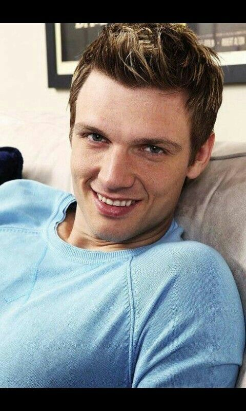 Nick carter sexy cover properties turns