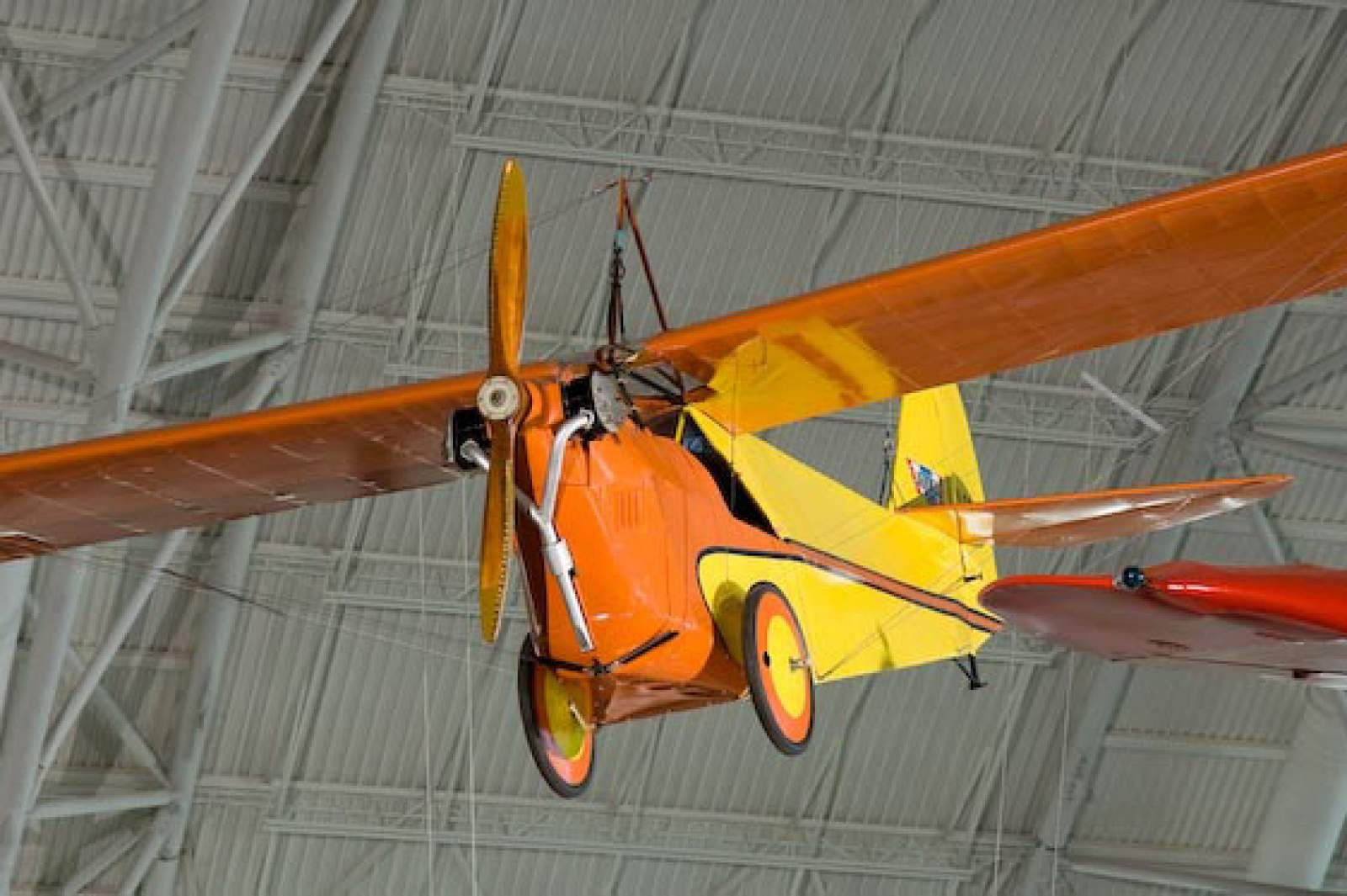 Aeronca C2 (With images) Air and space museum, Aircraft