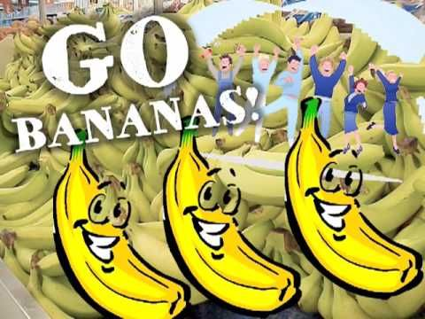 The Banana Song! The students love to start out the day with