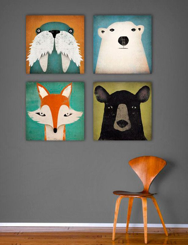 Instinto animal for the home pinterest - Pintura instinto ...