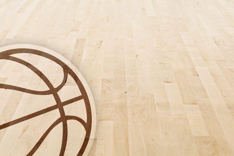 Eazywallz  - Basketball floor Wall Mural, $122.24 (http://www.eazywallz.com/basketball-floor-wall-mural/)