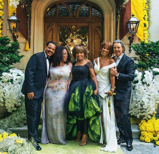 Old Fashioned Wedding Songs: After 27 Years Of Dating, Tina Turner Took That Leap Of