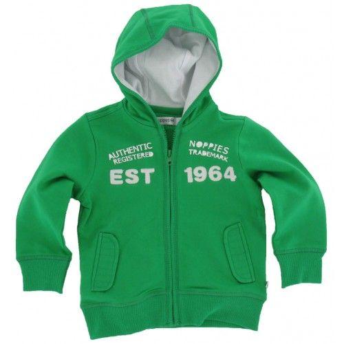 Noppies baby - Vest Brack groen € 24,99