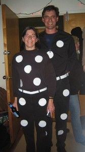 12 Last Minute Halloween Costumes for College Students | cable car couture image consulting  sc 1 st  Pinterest & 12 Last Minute Halloween Costumes for College Students | cable car ...