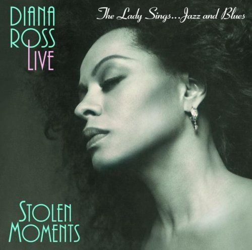 Resultado de imagen para diana ross stolen moments the lady sings album cover