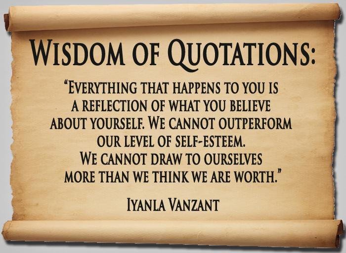 Iyanla Vanzant Quotesattitude Confidence Life Pinterest