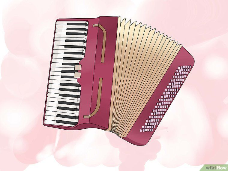 Play the Accordion Accordion, Play, How to find out