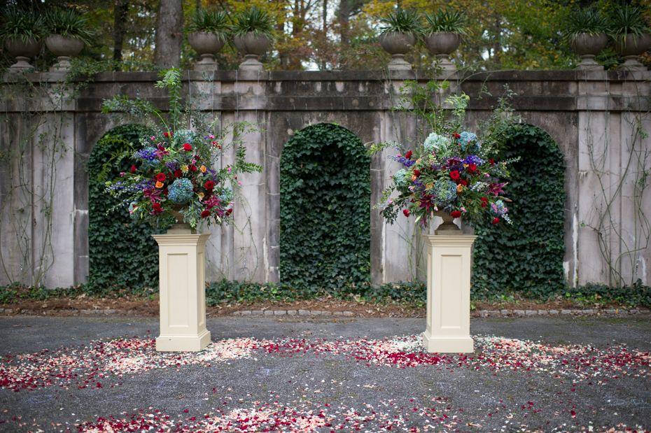 wedding venues on budget in atlanta%0A Atlanta History Center Wedding Ceremony site The Swan House