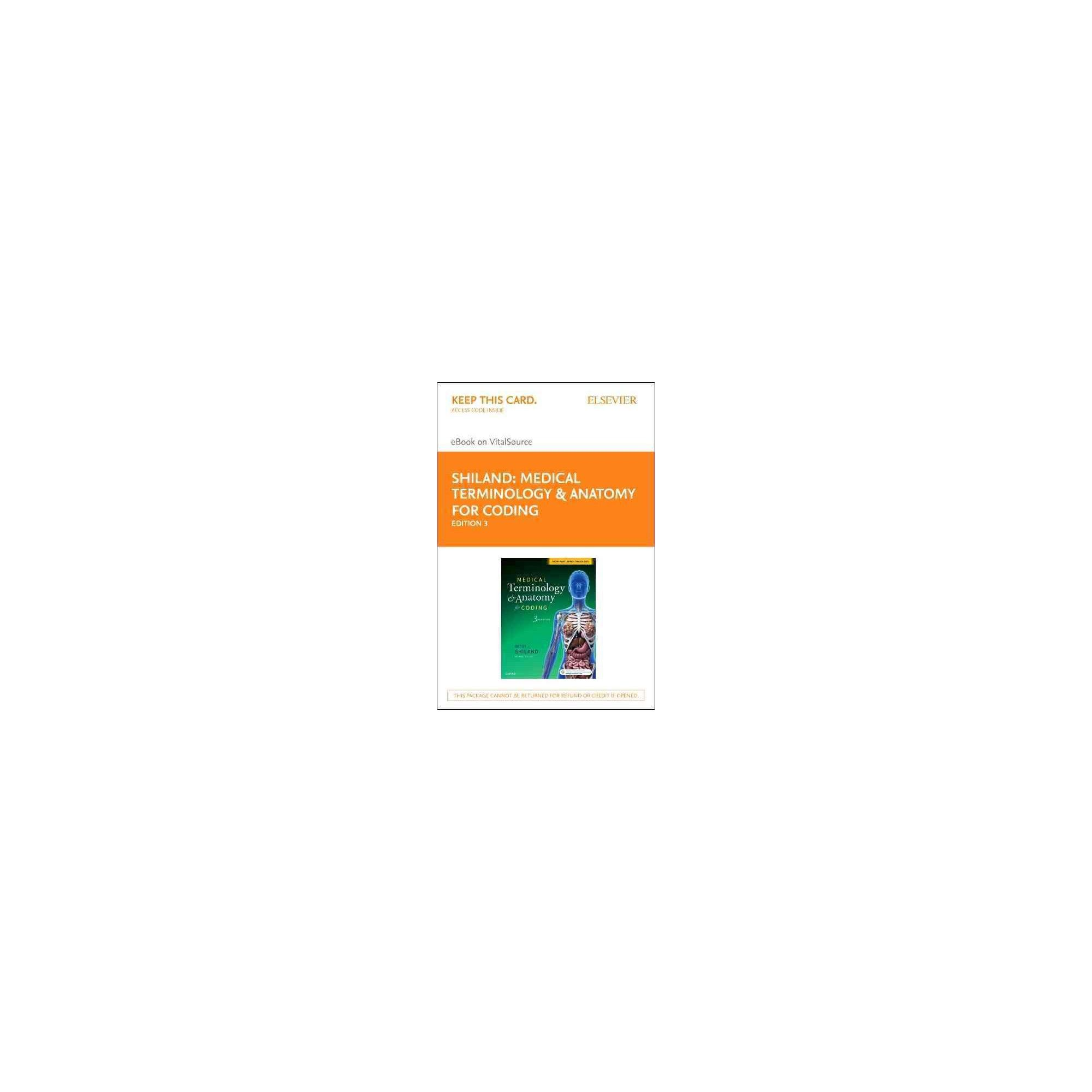 Medical Terminology & Anatomy for Coding - Elsevier Ebook on ...
