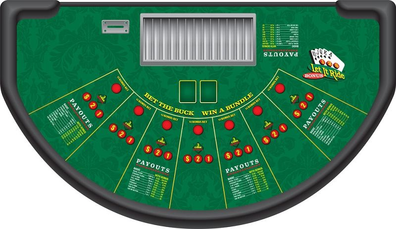Gambling Casino table games, Casino, Table games