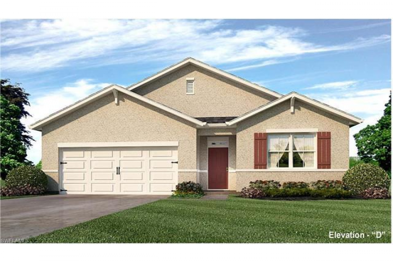 1132 SW 47th St, Cape Coral, FL 33914 | One level homes ...