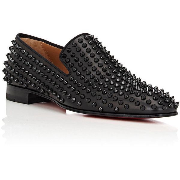 Dress shoes men, Mens spiked loafers