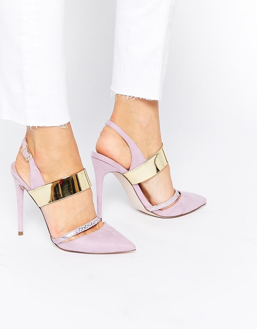 ASOS | ASOS PENNY Pointed High Heels at ASOS