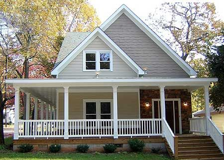 Lovely Plan 58547SV: Sophisticated Country Cottage