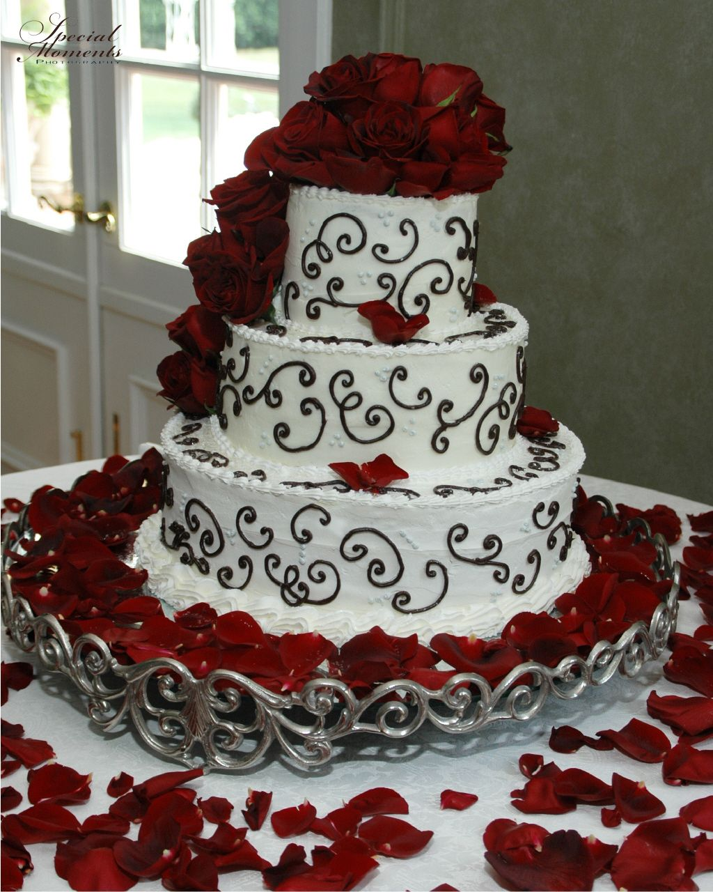 One Of The Wedding Cakes