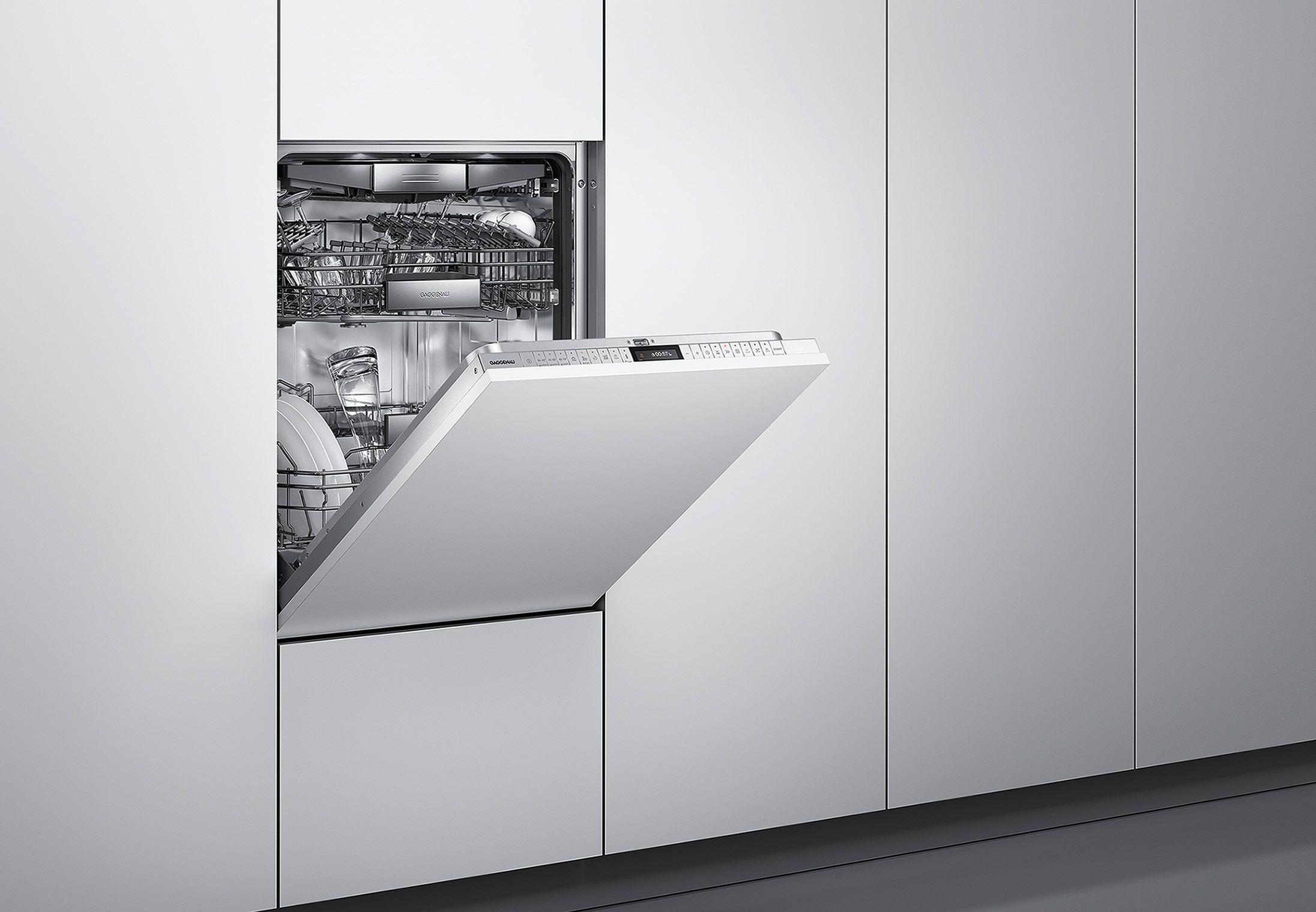Sci Fi Sleek Kitchen Appliances For Close Quarters Sleek Kitchen Narrow Dishwasher Best Dishwasher