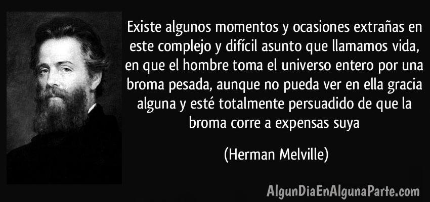 28 de septiembre de 1891 #TalDíaComoHoy falleció el novelista estadounidense #HermanMelville, autor de #MobyDick.