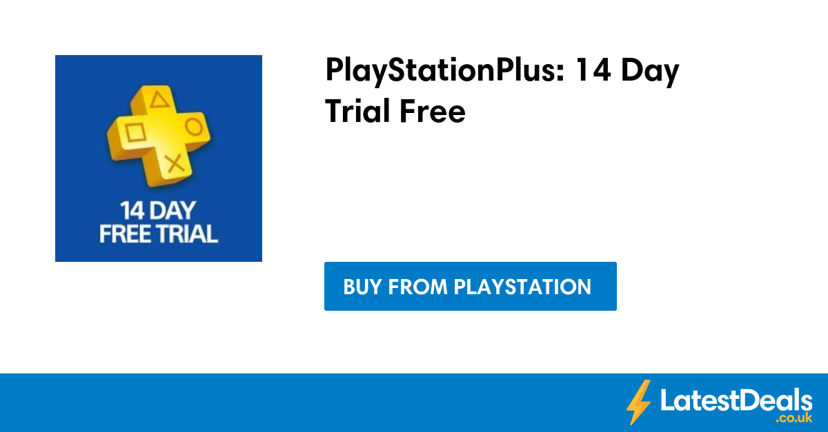 Playstationplus 14 Day Trial Free At Playstation Trials Day Playstation