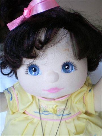 My Child Topknot | da coodge29