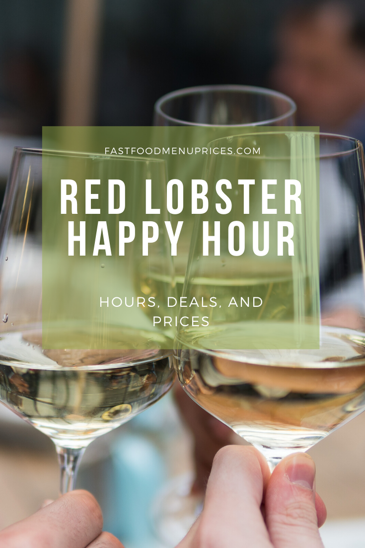 Red Lobster Happy Hour in 2020 Happy hour deals, Red