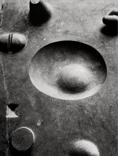 Isamu Noguchi | mid century kids playground | ⋰ Black & White ...