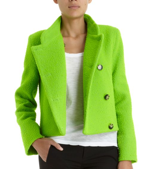 1000  images about Neon on Pinterest | Duffle coat Christopher