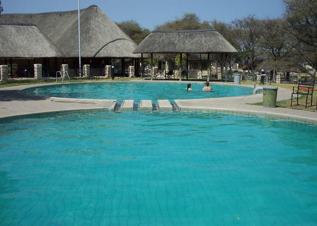 Okaukuejo Rest Camp, Etosha National Park