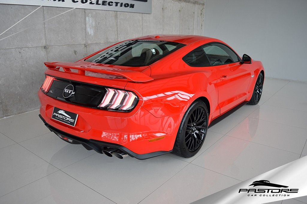 Ford Mustang GT 5.0 V8 2018 . Pastore Car Collection